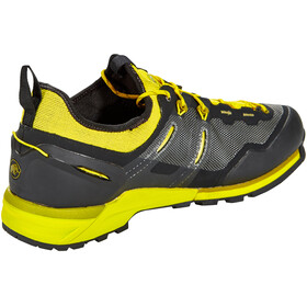 Mammut M's Alnasca Knit Low GTX Shoes black-citron